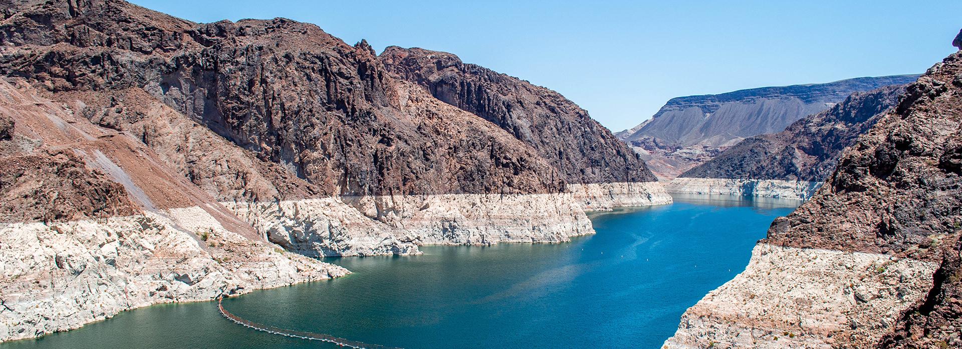 Lake Mead Bright