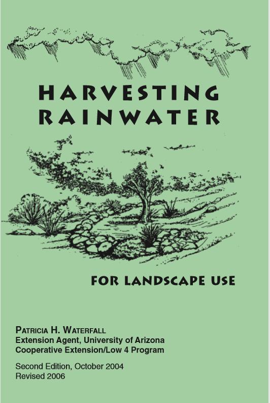 Harvesting /rainwater