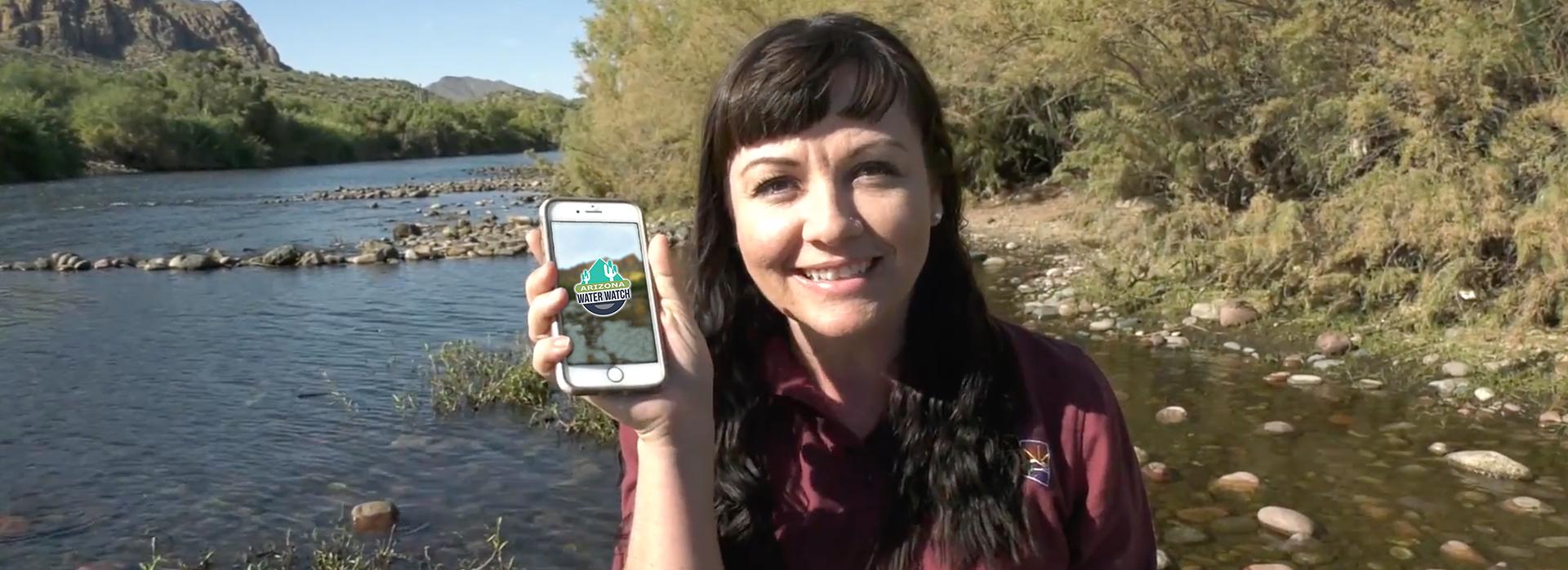 ADEQ Water Watch App
