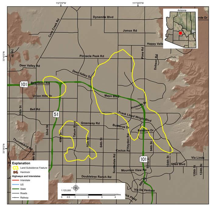 Scottsdale and Northeast Phoenix