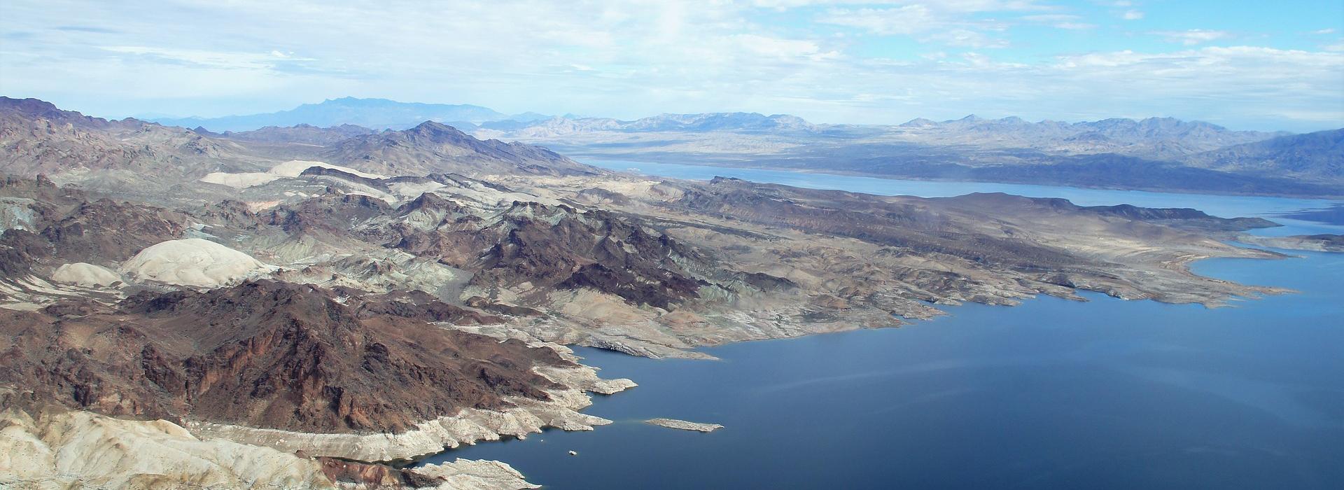 Lake Mead in Arizona