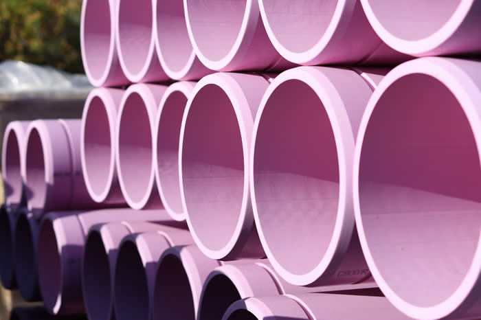 """""""Purple Pipes"""" by John Loo is licensed under CC BY 2.0"""