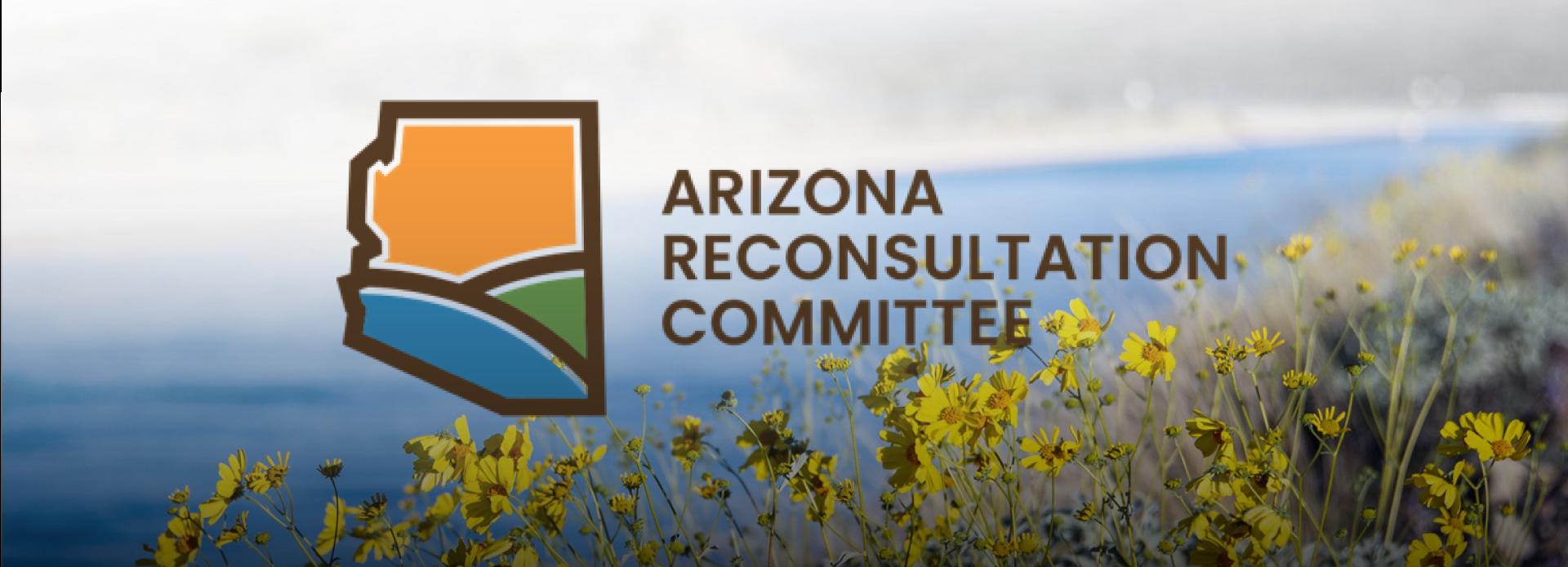 Arizona Reconsultation Committee banner image