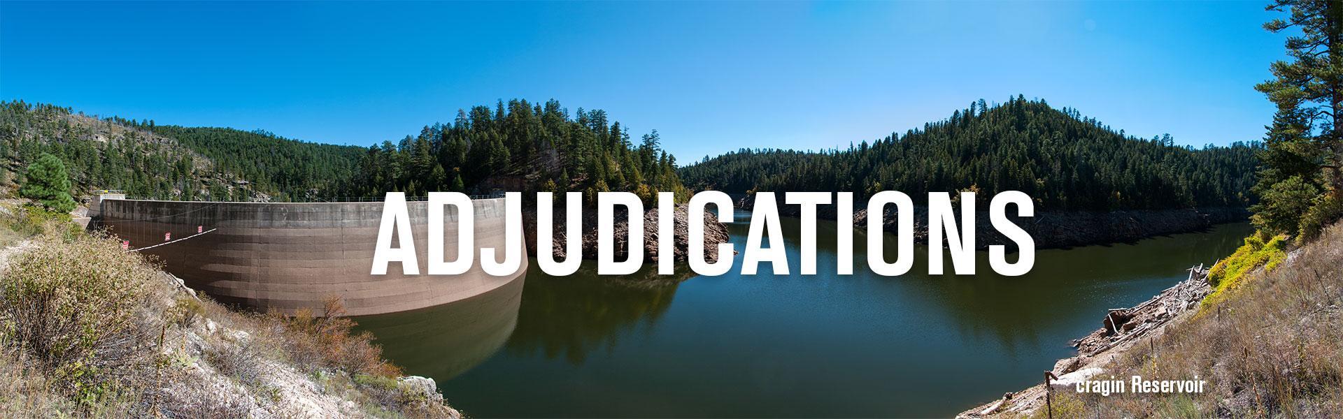 Adjudications banner