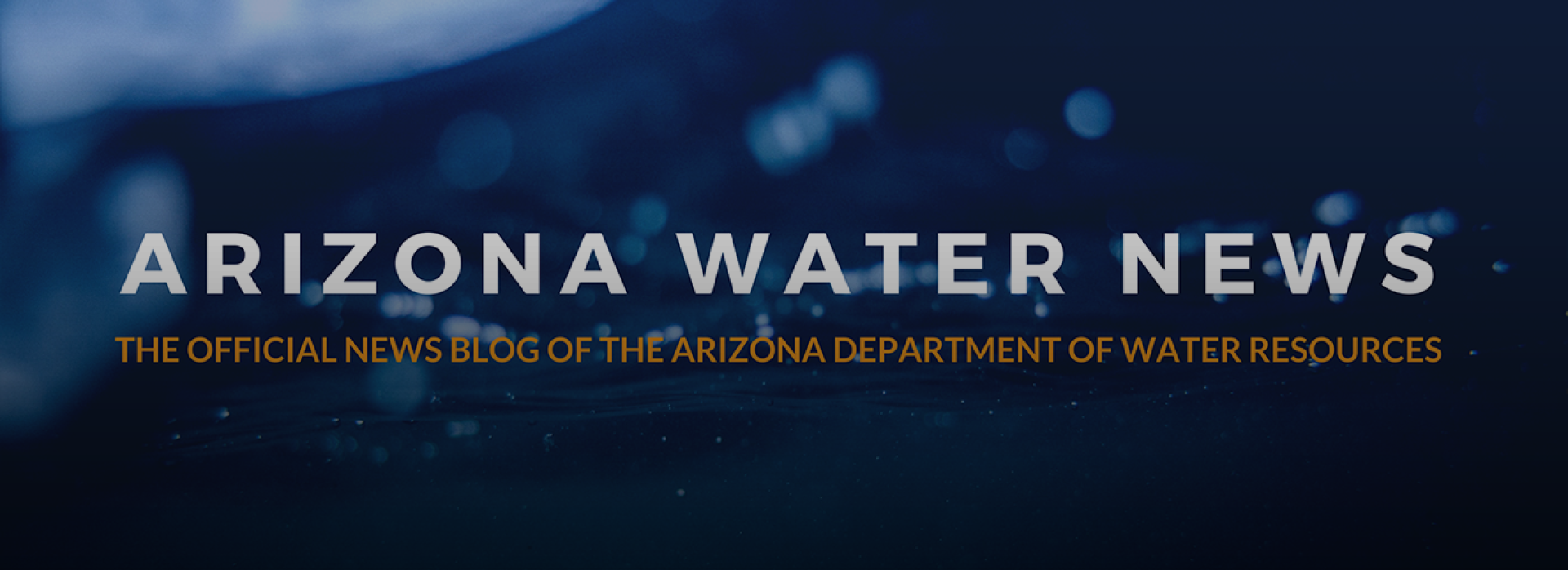 AZ Water News Blog