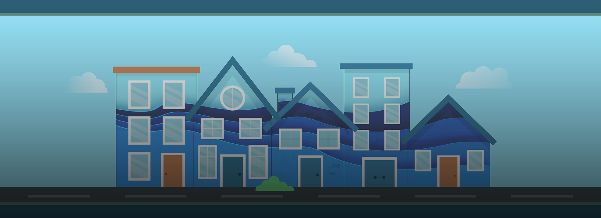 How many homes in Arizona, on average, share an acre-foot of water each year?
