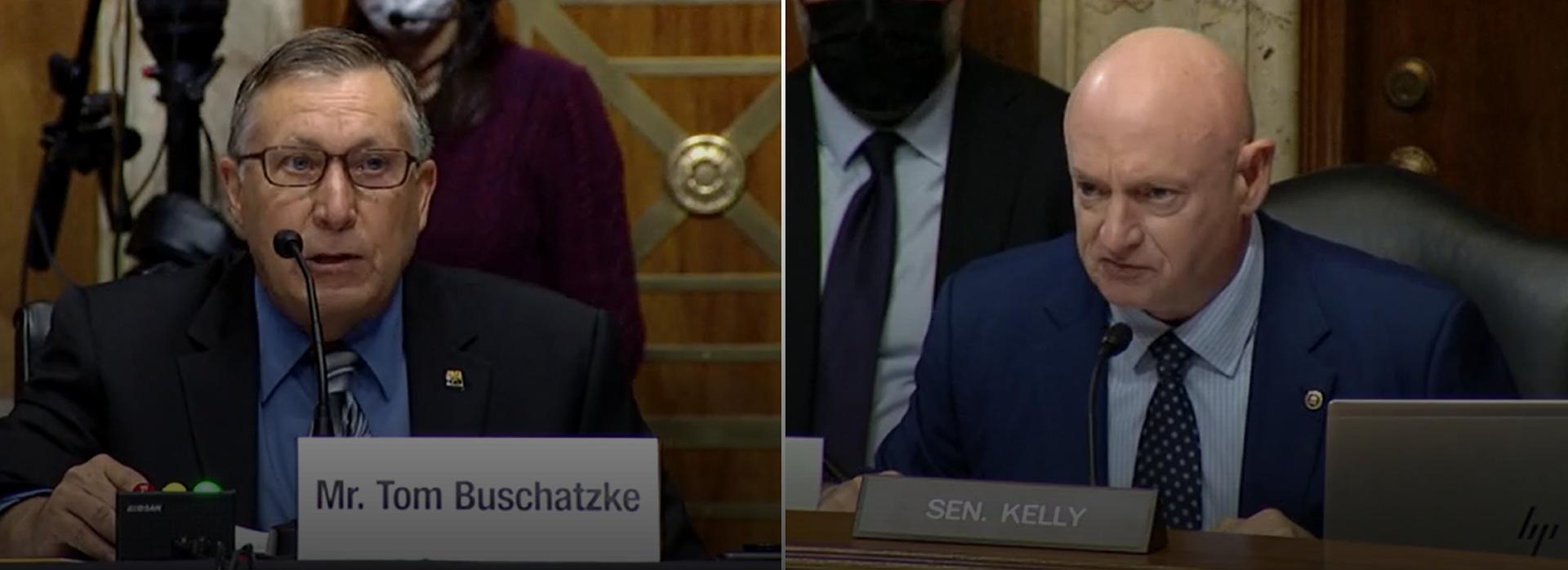 ADWR Director testifies before U.S. Senate panel