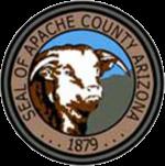 Apache County seal